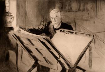 Portrait de M. Gerbeau