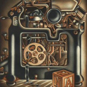 machine and block